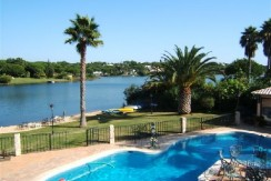 Magnificent Quinta do Lago lakeside villa