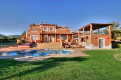 6 Bed villa in Santa Barabara de Nexe