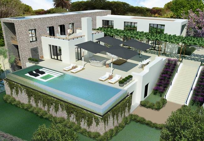 Ultra Modern 5 Bedroom Villa in Quinta do Lago
